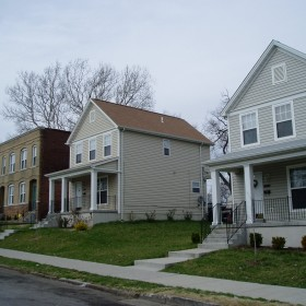 Patton Avenue Homes